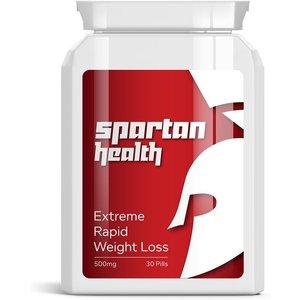 Spartan Health Weight Loss Pills