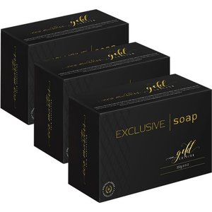Eco Masters Gold Edition Eco Masters Exclusive Soap - For Concerning Pigmentation - 100g X 2 Topical Applications ( Cosmetics & Skincare