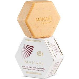 Makari Clarifying Exfoliating Soap - Antiseptic Bar For Skin Lightening - Helps Remove Imp Cosmetics & Skincare