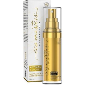 Eco Masters Retinol Serum Anti Ageing Cream - For Wrinkles & Fine Lines Cosmetics & Skincare