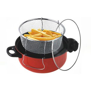 Direct 2 Public 3-in-1 Steamer, Cooker & Fryer Home Accessories