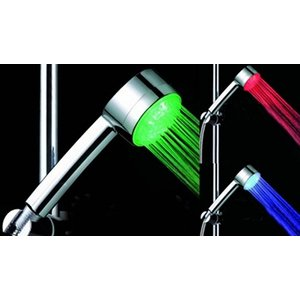 Home Season 7 Colour Led Automatic Changing Light Shower Head Home Accessories