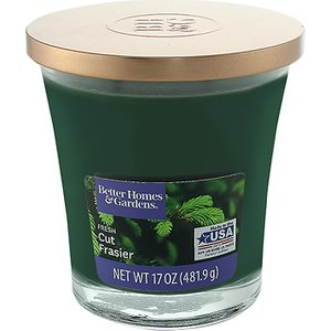 Advanced Global Productions Ltd Better Homes & Gardens Double Wicked Soy Wax Candle 17oz - 5 Scents Home Accessories