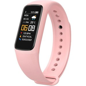 Domosecret C7 Bluetooth Fitness Smart Watch With Hr Monitor - 3 Colours Gadgets