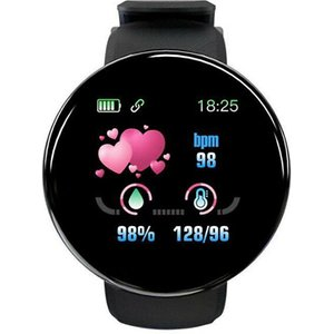 J Star Uk D18 Fitness Tracker With Bp And Hr Monitor Mens Jewellery