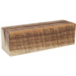 Cufflinks Gift Hub Limited Nordic Wooden Menu Block Home Accessories