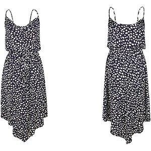 Domosecret Polka Dot Vest Dress - 3 Colours & 4 Sizes Clothing Accessories