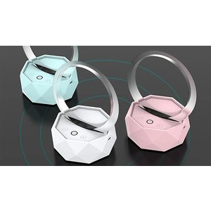 Domosecret Ring Night Light With Bluetooth 5.0 Speakers - 3 Colours Gadgets