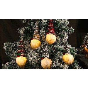 Top Good Chain Scandinavian Santa Gnome Light-up Bauble - 5 Designs Home Accessories