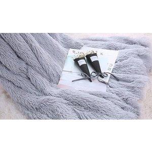 Domosecret Super Soft Faux-fur Blanket - 2 Sizes & 8 Colours Home Accessories