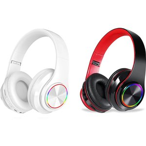Wish Whoosh Offers Wireless Bluetooth Headphone Headset With Mic - 4 Colours Gadgets
