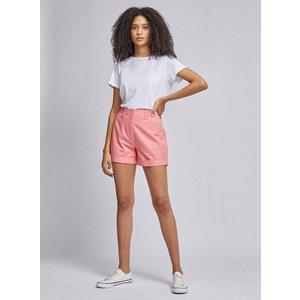 Dorothy Perkins Coral Chino Shorts Pink General Clothing, pink