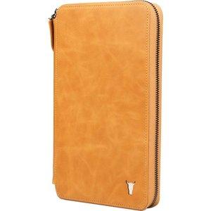 Torro Leather Travel Wallet - Tan Tc Tw T Bags, Tan