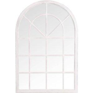 Arched Mirror 90x135cm White Pagazzi Mir08 W Home Accessories