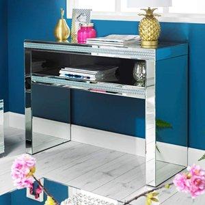 Biarritz  Mirrored Con/table Pagazzi Biacons Furniture