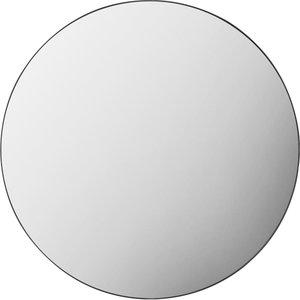 Bowie Round Mirror Bk 80x80 Pagazzi Bowrmirbk Home Accessories