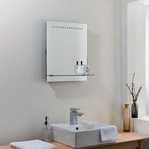 Delta Shaver Mirror Ip44 M/si Pagazzi 91818 Home Accessories