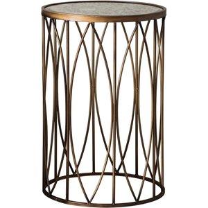 Highgate S/table Bz Pagazzi Higs/tabbz Furniture