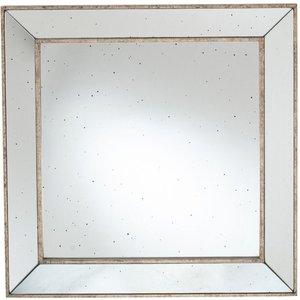 Small Fox Glass Mirror A/gold Pagazzi 73 103 Home Accessories