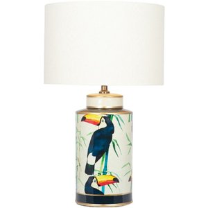 Toco T/lamp Multi Pagazzi 30762/3626116cr Lighting