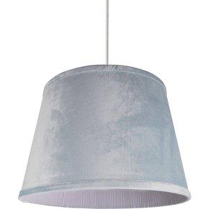Vella Pendant 30cm Grey Pagazzi Xxx6527 Lighting