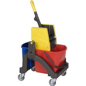 Vermop Aquva Wet Mop Trolley M6290910