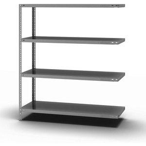 Eurokraftpro Bolt-together Storage Shelving, Zinc Plated, Medium Duty M75537