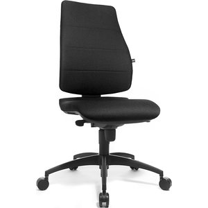 Topstar Ergonomic Swivel Chair, Back Rest Height 680 Mm M86418
