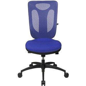 Topstar Ergonomic Swivel Chair, Synchronous Mechanism, Ergonomic Seat M1290571