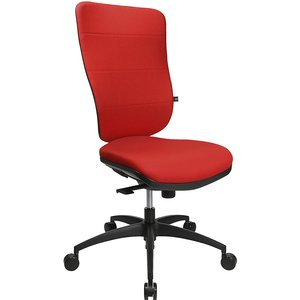 Topstar Ergonomic Swivel Chair, Synchronous Mechanism, Ergonomic Seat M1290572