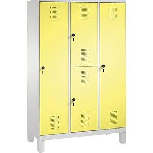 Cp Evolo Combination Cupboard, Single And Double Tier M1144815