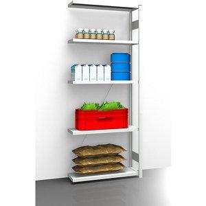 Eurokraftpro Hygienic Boltless Shelving Unit M1024598