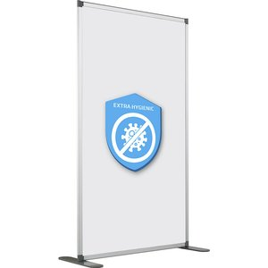 Hygienic Whiteboard Partition M9446100