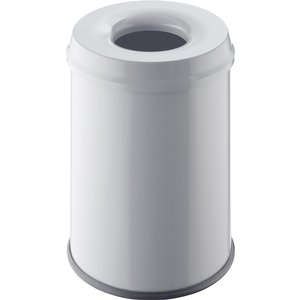 Helit Self-extinguishing Paper Bin M1146415