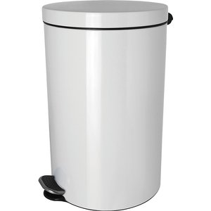Helit Silver Ion Waste Collector With Pedal M6325254