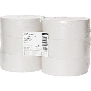 Tork Toilet Paper, Industrial Jumbo Roll M55858