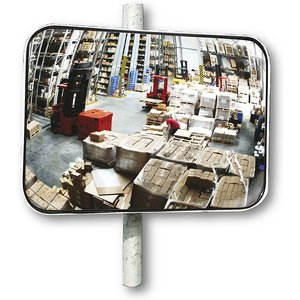 Eurokraftpro Universal Mirror For Indoor And Outdoor Use M11058