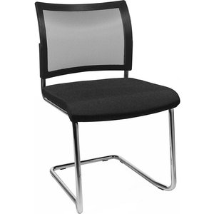 Topstar Visitors' Chair, Stackable M1156492