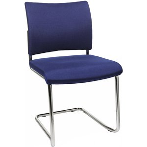 Topstar Visitors' Chair, Stackable M1156495