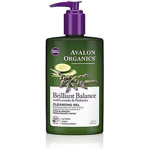 Avalon Organics Brilliant Balance Cleansing Gel Aolavgel 9421 Disc Skincare