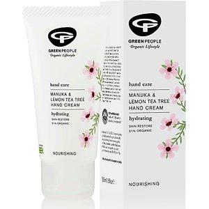 Green People Manuka & Lemon Tea Tree Hand Cream Gpmanukahand C084 Skincare