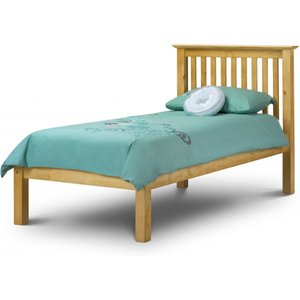 Great Furniture Trading Company Basel Low Foot End Solid Pine Single Bed