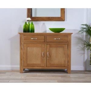 Great Furniture Trading Company Cheadle 120cm Oak Sideboard