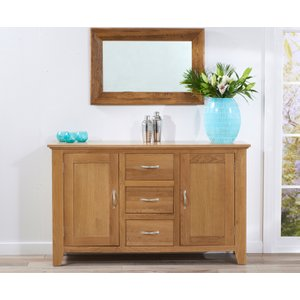 Great Furniture Trading Company Cheadle 150cm Oak Sideboard