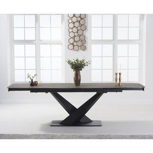 Great Furniture Trading Company Joshua 180cm Extending Mink Spanish Ceramic Dining Table