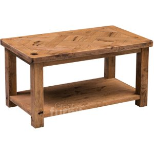 Great Furniture Trading Company Kingsley Solid Oak Coffee Table