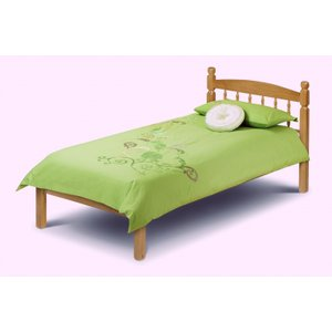 Great Furniture Trading Company Pickwick Solid Pine Single Bed