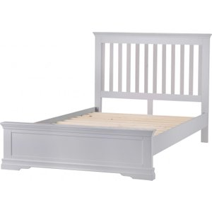 Great Furniture Trading Company Simon Grey Super King Bed Frame