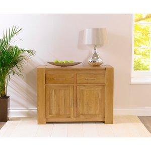 Great Furniture Trading Company Thames 110cm Oak Sideboard