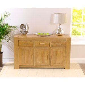Great Furniture Trading Company Thames 140cm Oak Sideboard